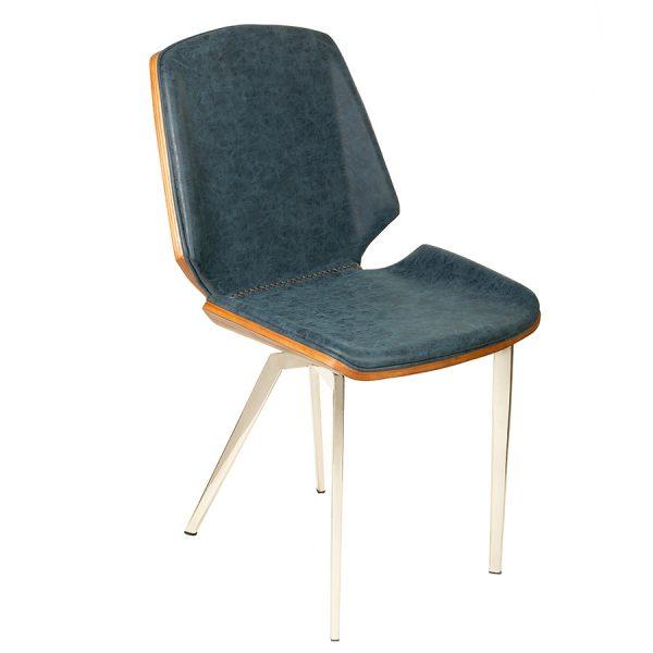 כסא לפינת אוכל מעץ דגם אדוארד