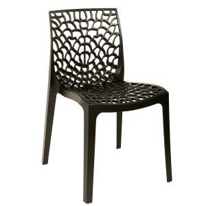 כיסא מפלסטיק דגם אמרלד