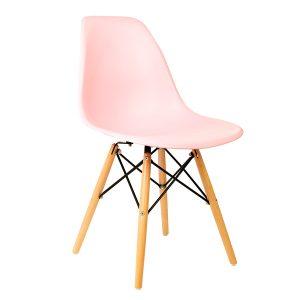 כסא מודרני מפלסטיק דגם בייסיק