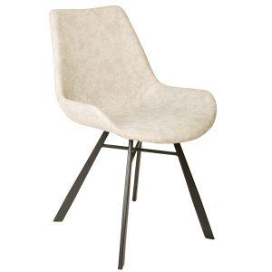 כסא מעוצב בסגנון כפרי דגם בראד