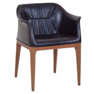כורסא מדמוי עור דגם מיני וואלדורף