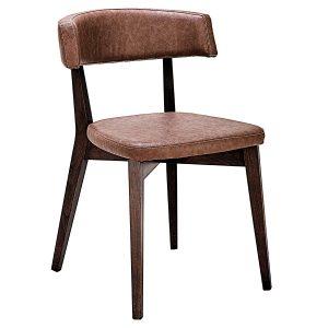 כסא לפינת אוכל מעץ דגם מילאנו