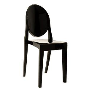 כסא לפינת אוכל מפוליקרבונט דגם רויאל