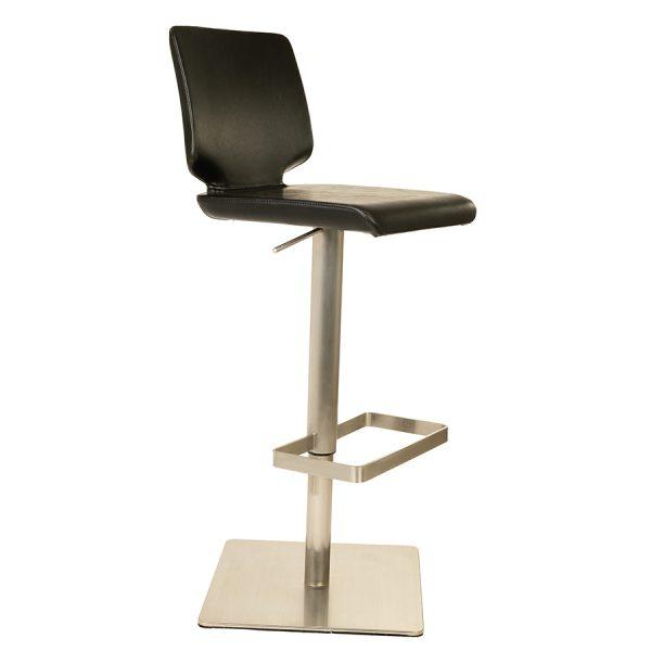 כסא בר מודרני עם בוכנה דגם תמר בר