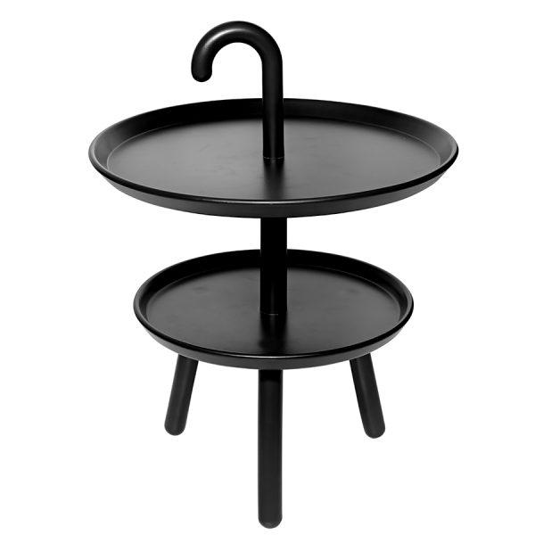 שולחן צד מפלסטיק דגם מקל-שולחן