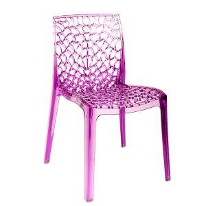 כיסא מפוליקרבונט דגם אמרלד