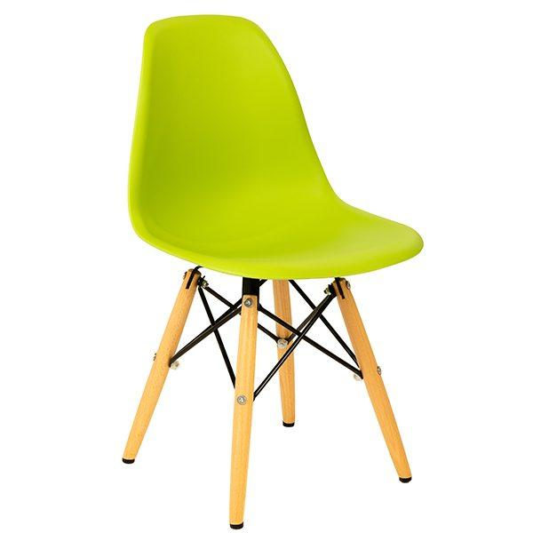 כסא מודרני מפלסטיק לילדים דגם בייסיק