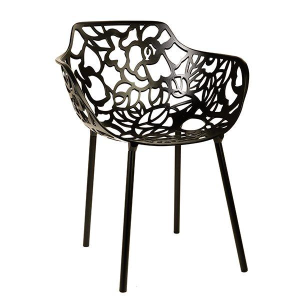כסא מעוצב ממתכת דגם ג'ודית