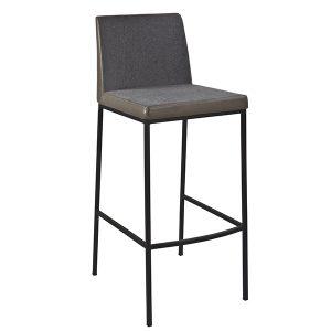 כסא בר מעוצב דגם דניאל בר