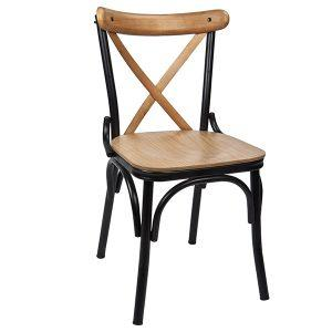 כסא למטבח מעץ דגם טונט איקס