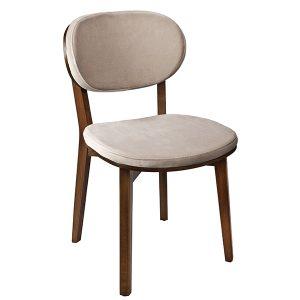 כסא לפינת אוכל מעץ דגם נאפולי