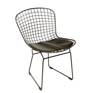 כסא מתכת בעיצוב רשת מודרני דגם נטה