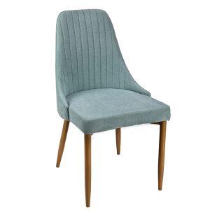 כיסא מרופד לפינת אוכל דגם סול