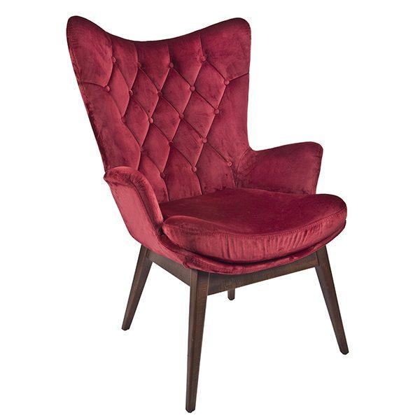 כורסא בעיצוב רטרו דגם סיאסטה
