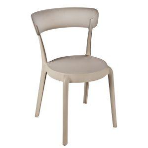 כסא נערם מפוליפרופילן דגם פאלמה