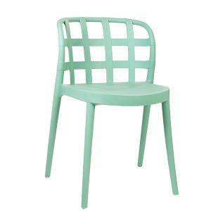 כסאות פלסטיק נערמים דגם פריז