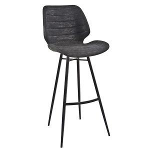 כסא בר בעיצוב מודרני דגם קואדרו בר
