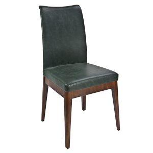 כסא לפינת אוכל מרופד דגם ראי