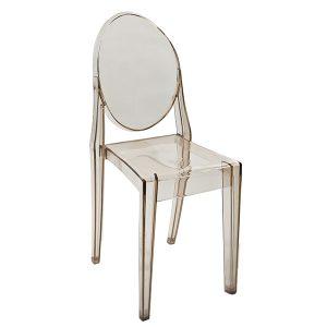 כסא בר מפוליקרבונט דגם רויאל -בר