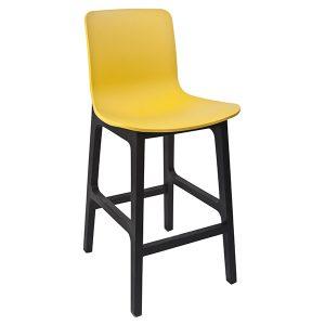 כסא בר בעיצוב כפרי דגם רסט בר