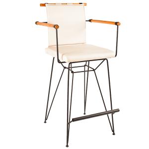 כיסא בר בעיצוב מודרני דגם פרודוקטור בר