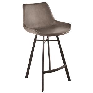 כסא בר מודרני מרופד דגם בראד בר