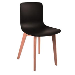 כיסא מפלסטיק לפינת אוכל דגם טורינו