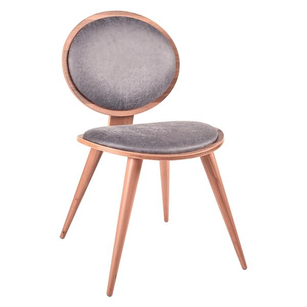 כסא לפינת אוכל מעץ דגם ווגאס