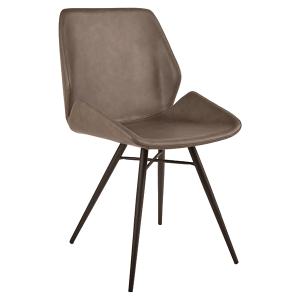 כסא מתכת אופנתי לפינת אוכלדגם פיגארי