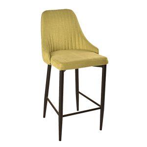 כסא בר מרופד דגם סול בר