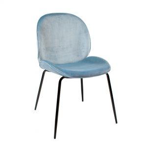 כסא פינת אוכל מרופד דגם אנג'ל