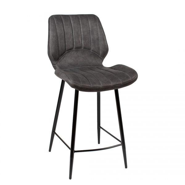 כסא בר מעוצב דגם ברמינגהם בר