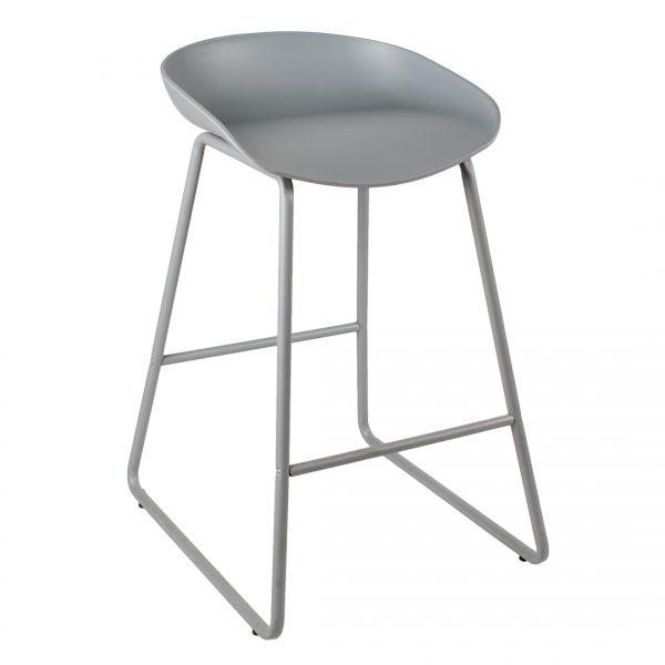 כסא בר מפלסטיק דגם נתנאל בר