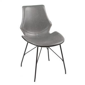 כיסא לפינת אוכל בעיצוב מודרני דגם דיבאלה