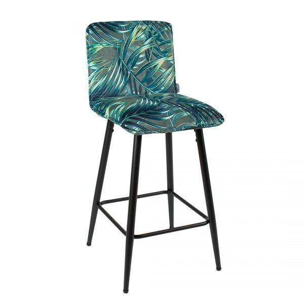 כיסא בר בעיצוב מודרני דגם סתיו בר